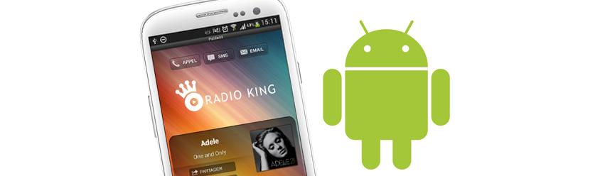 Créer votre application radio sur Android dès maintenant
