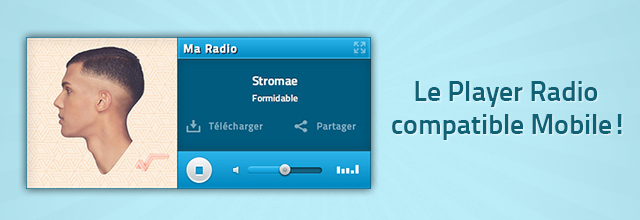 Le Player Radio Pro devient mobile !