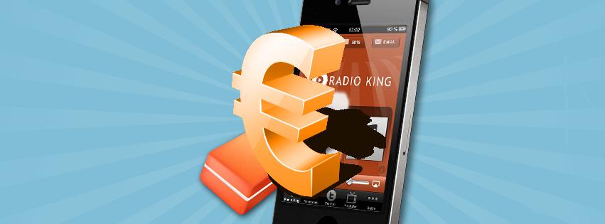 Parrainage : Radio King vous fait gagner des euros !