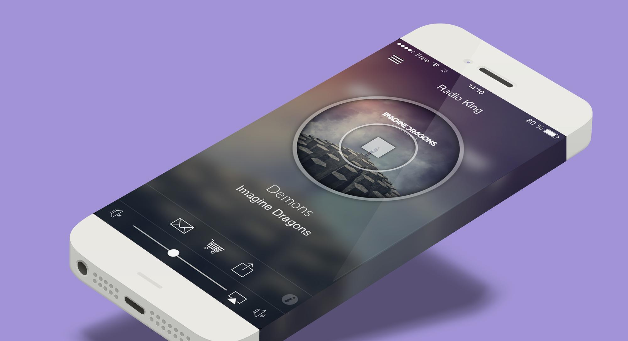 10 bonnes raisons de créer une Application Mobile pour sa radio !