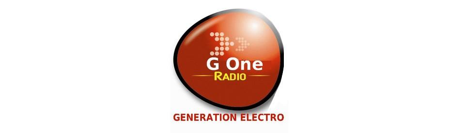 Découvrez G One Radio, la radio génération électro
