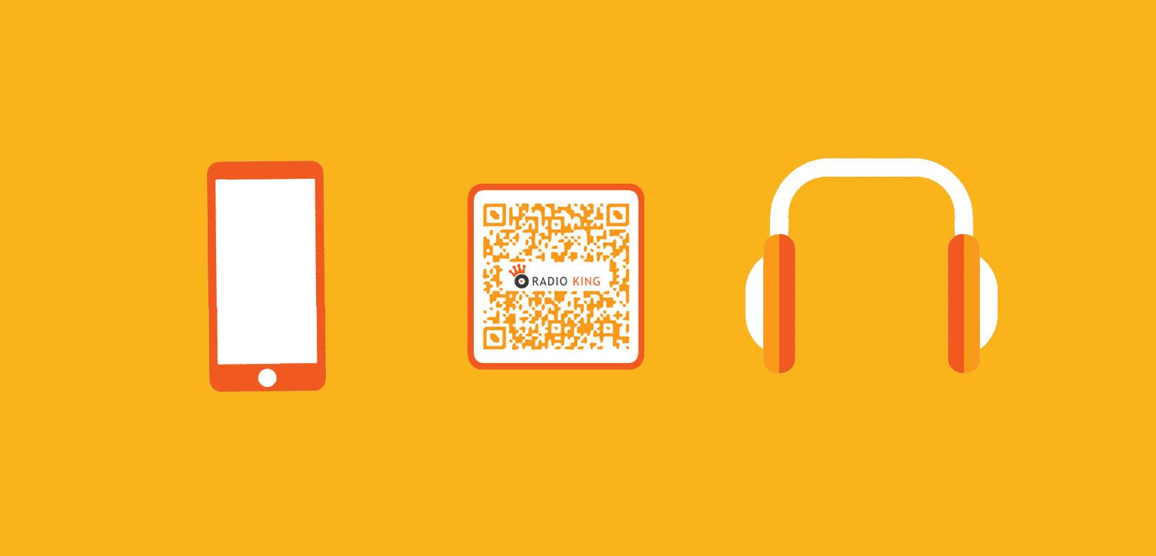 Créez un QR Code pour votre Radio ?