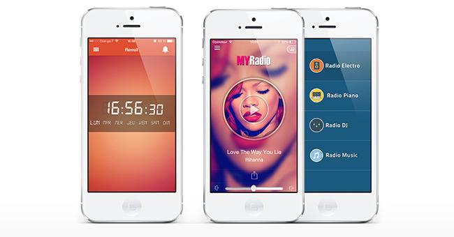 Une nouvelle version de l'Application Mobile Radio est disponible !