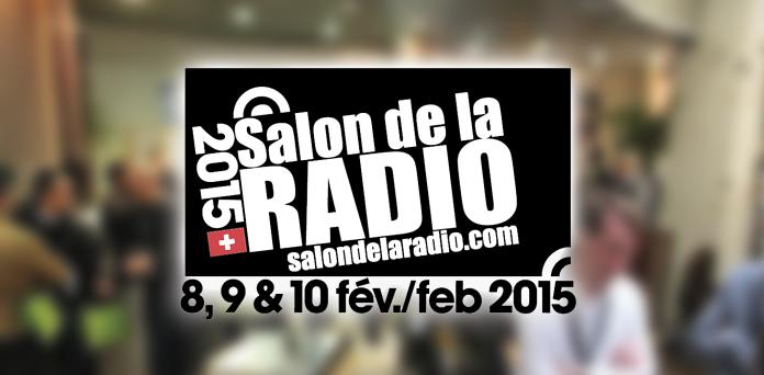 Venez nous rencontrer au Salon de la Radio !