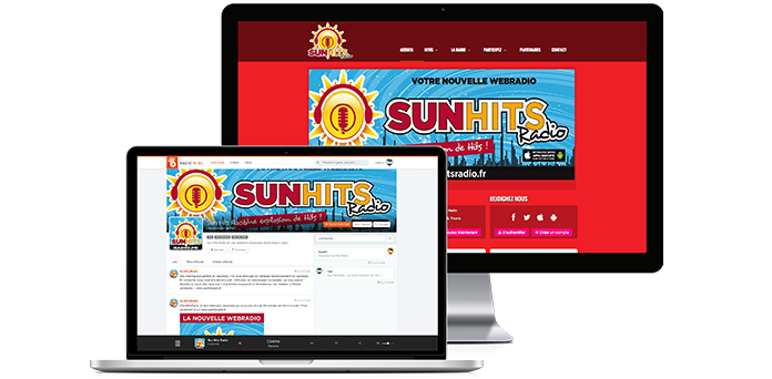 SiteRadio SunHitRadio