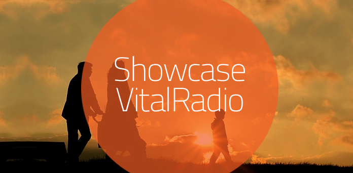 Showcase : VitalRadio, le son de l'espoir !
