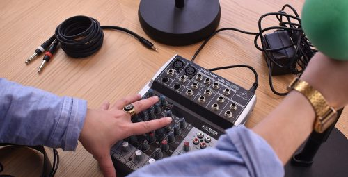 Partie I : comment réaliser son studio radio ?