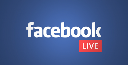 Filmez les coulisses de votre radio en direct sur Facebook !