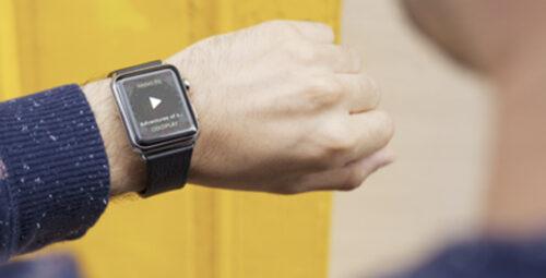 Nouvelle App Mobile avec Notifications Push & Apple Watch!