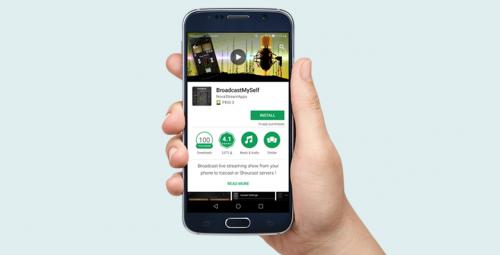Tutoriel : prendre le direct avec un smartphone