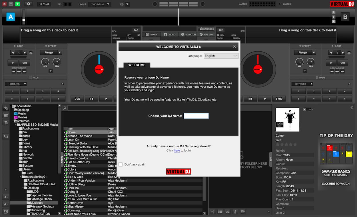 Broadcast Live with VirtualDJ - RadioKing Blog
