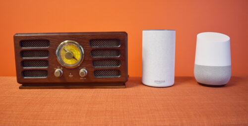 Radio et Enceintes Connectées : le duo gagnant !