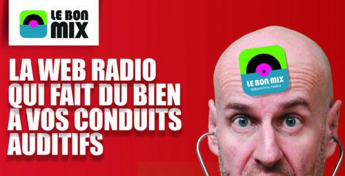 Showcase : Découvrez Lebonmix Radio