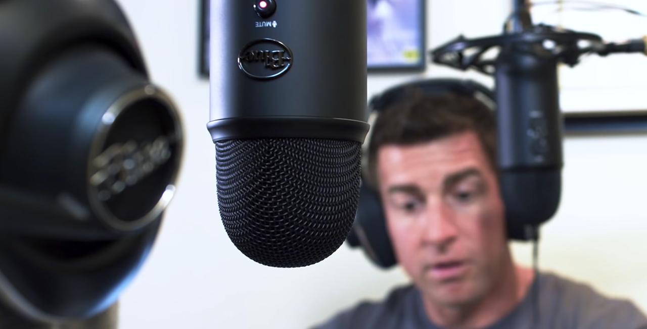 Les meilleurs microphones radio de 2021 à moins de 150 €
