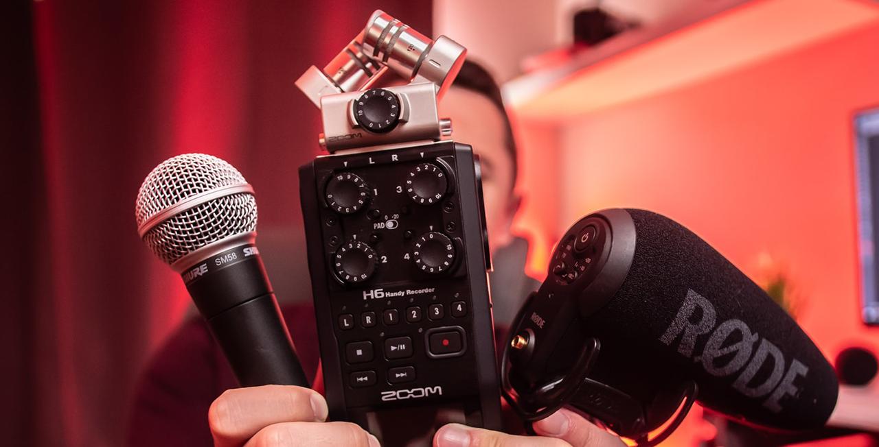 Radio : Les meilleurs micros pour une interview en extérieur